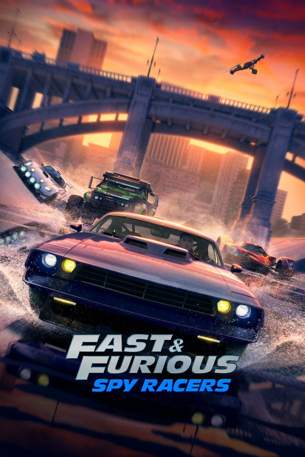Fast And Furious Spy Racers S01 Complete Dual Audio