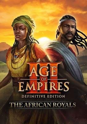 Capa do Age of Empires III: DE - The African Royals