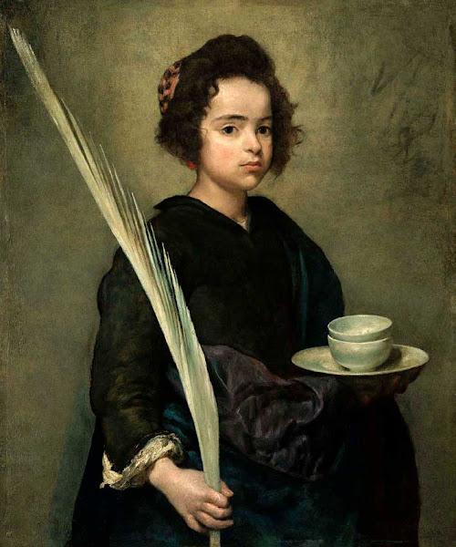 Диего Веласкес - Святая Руфина (1630-1635)