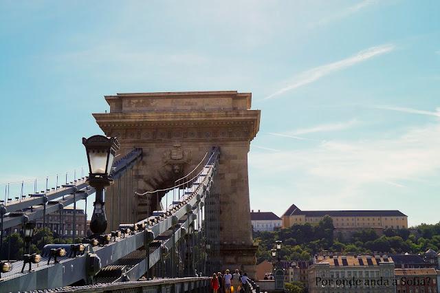 Pontes de Budapeste