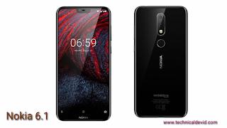 Nokia 6.1 mobile 2018