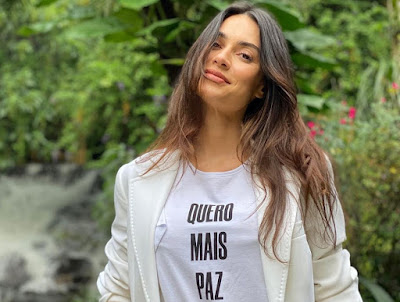 Thaila Ayala é uma das convidadas do Reclame desta semana. Crédito: Divulgação/Instagram