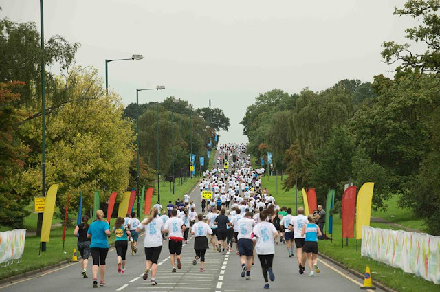 Sure Run to the Beat 2015 - London 10km running race