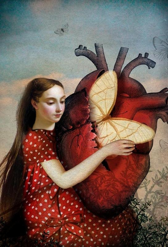 09-Only-For-You-Catrin-Welz-Stein-Collages-of-Illustrations-and-Photographs-Resulting-in-Surrealism
