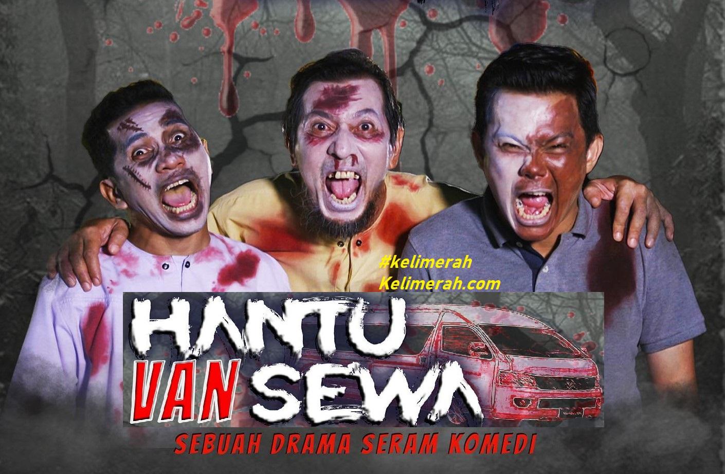 Drama Hantu Van Sewa