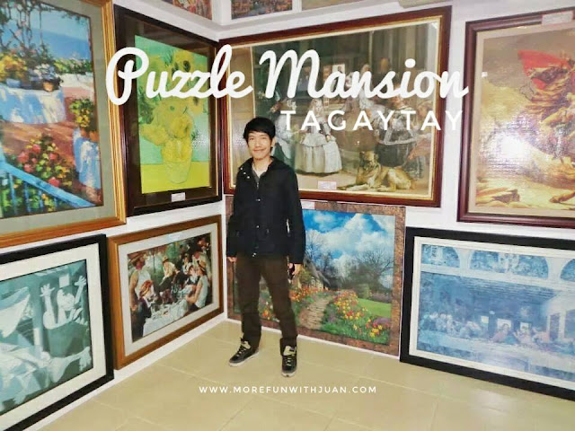 puzzle mansion entrance fee 2018, puzzle mansion tagaytay entrance fee 2019, puzzle mansion bed & breakfast tagaytay city, puzzle museum, the mansion tagaytay, puzzle mansion blog, museo orlina, people's park in the sky