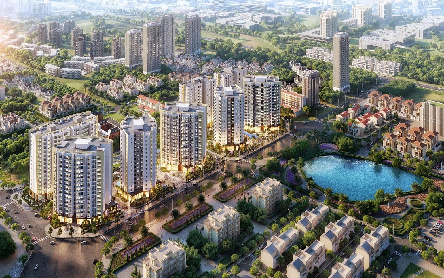 Tiến độ thanh toán linh hoạt khi mua căn hộ tại dự án Le Grand Jardin !