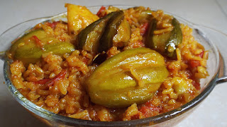 চাল পটল || Bengali chal potol recipe ||