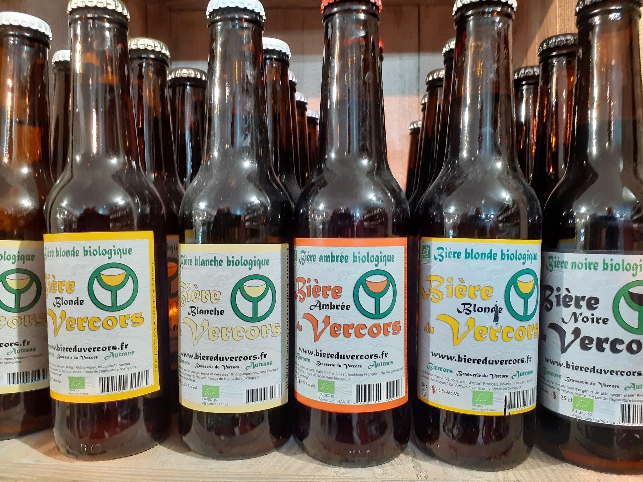 Bières du Vercors