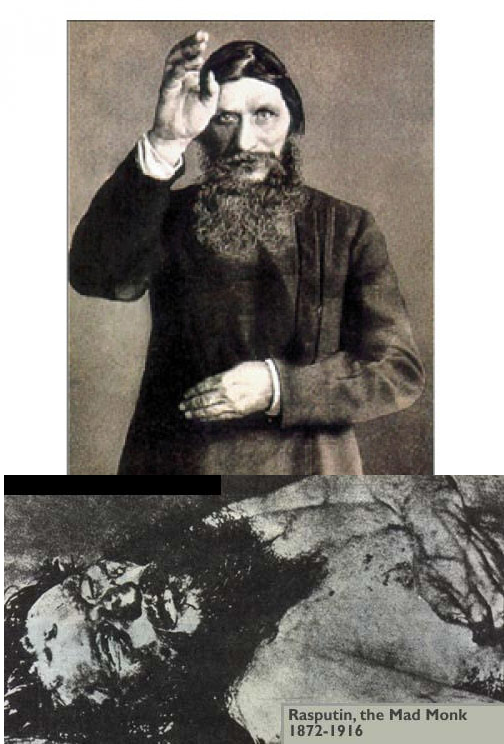 Rasputin | A Morte do Mago Rasputin
