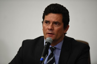 PSL convida Moro para se candidatar à Presidência em 2022