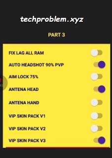 Mod Apk Injector Pro Unlock All Skin Pack Free Fire Terbaru