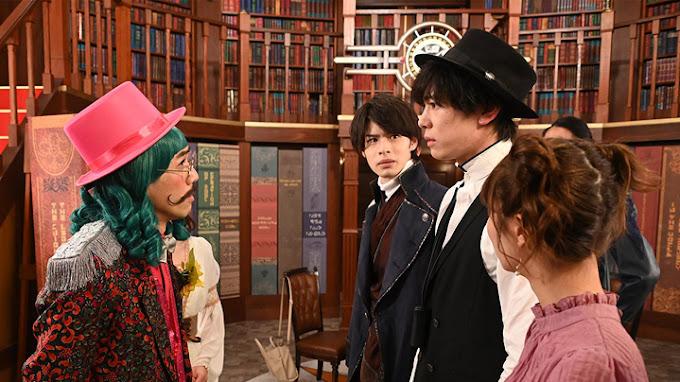 Kamen Rider Saber Episode 41 Subtitle Indonesia