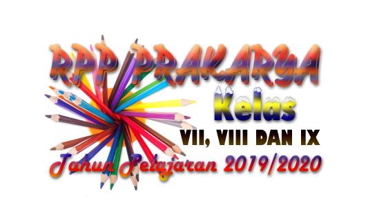 Rpp Prakarya Kurtilas Kelas Vii Viii Dan Ix Tahun Pelajaran 2019 2020 Prakarya Indramayu