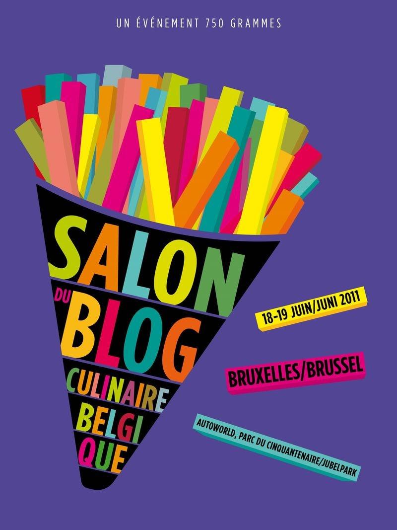 Le salon du blog culinaire de Bruxelles