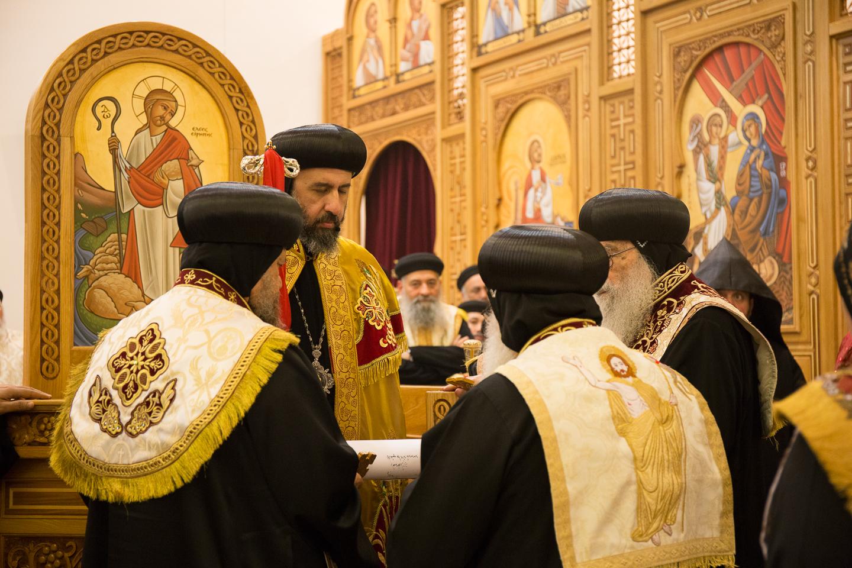 The Coptic Orthodox Church Uk Press Release Hg Bishop Angaelos