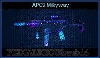 APC9 Milkyway
