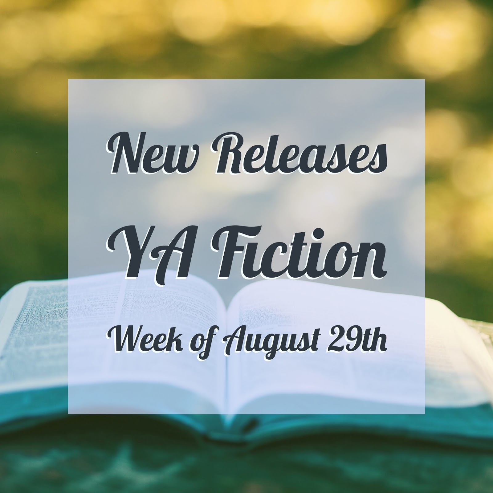 Tara S Book Addiction New Book Releases Young Adult