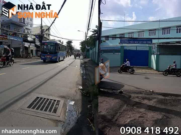 Bán nhà mặt tiền Phạm Văn Chiêu phường 16 Gò Vấp