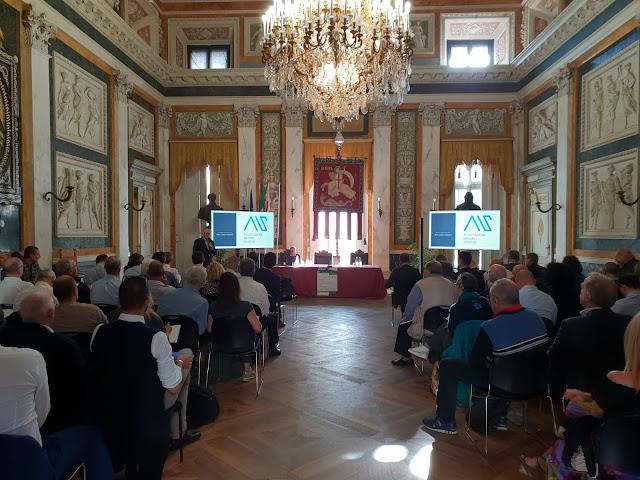 convegno PPP - Genova 19 ottobre 2018