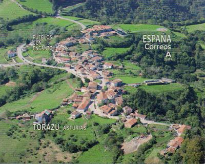 sello, Torazo, Asturias