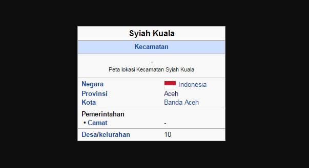 Kode Pos Syiah Kuala, Sejarah Universitas Syiah Kuala