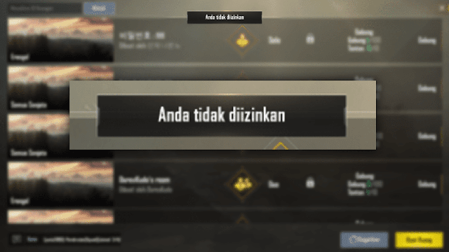 Cara Membuat Custom Room di game PUBG Mobile