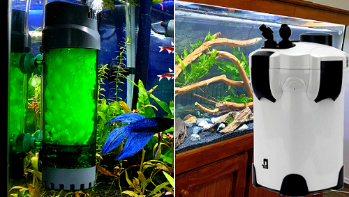 Can I have multiple filters in a single fish tank?