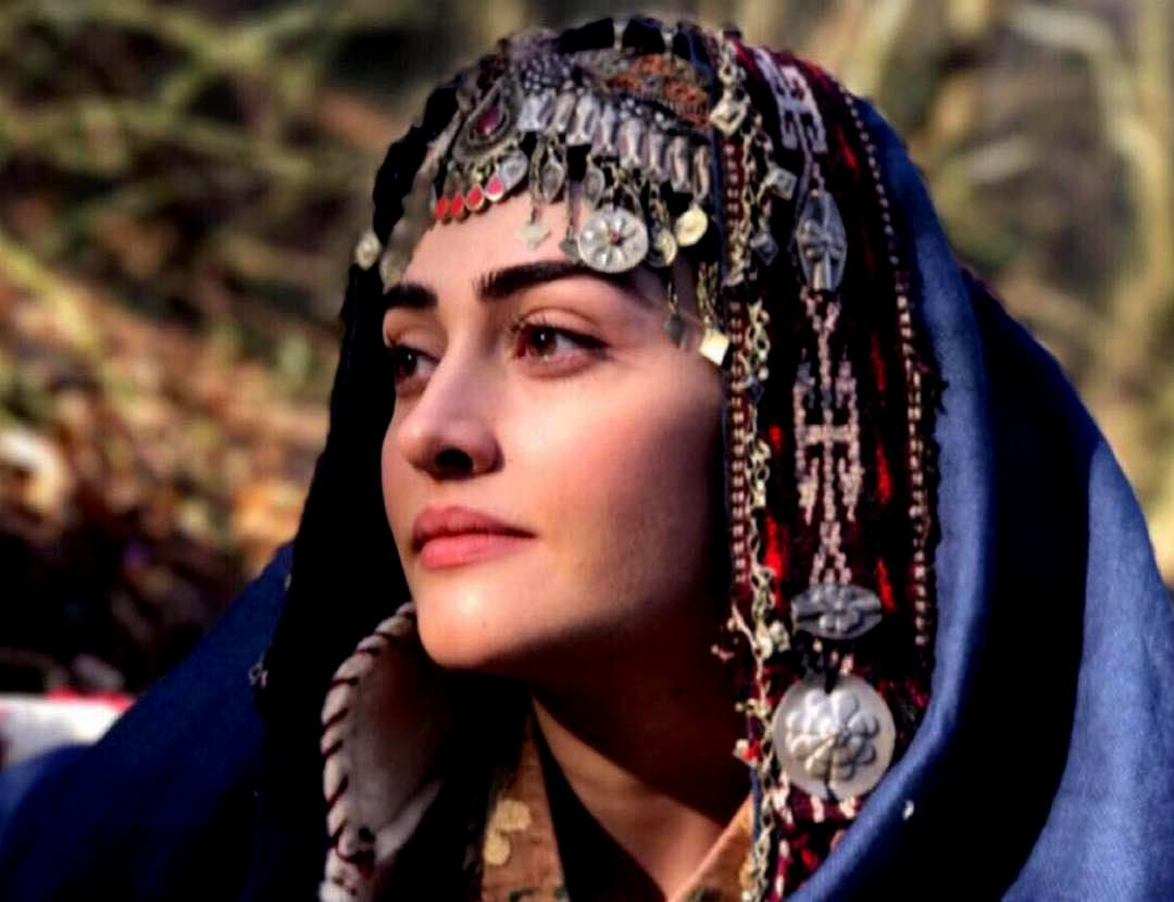 Ertugrul Actress Halima Khatun