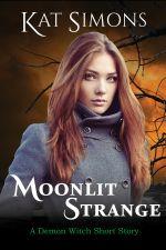 Moonlit Strange Cover