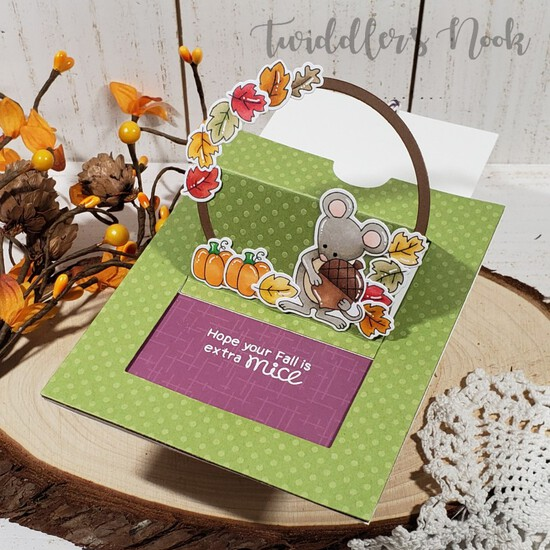 Hope your fall is extra mice by Amanda features Autumn Mice by Newton's Nook Designs; #newtonsnook