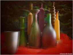 'bottigliando' alla Morandi