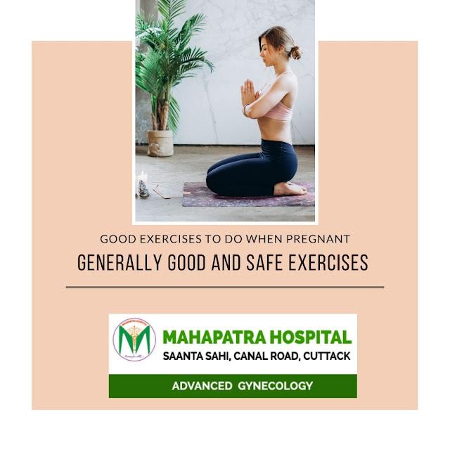 Good Exercises To Do When Pregnant