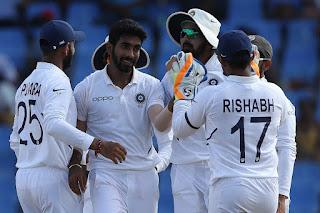 विदेशी धरती पर टेस्ट क्रिकेट में रनों के लिहाज से यह भारत की सबसे बड़ी जीत ह