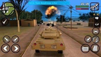 تحميل GTA SA LITE مهكرة