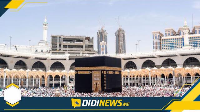 Indonesia Membatalkan Perjalanan Haji Tahun Ini - Didinews