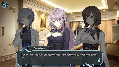 Lotus Reverie First Nexus Game Screenshot 3