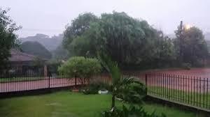Grande volume de chuvas em Roncador neste fim de ano