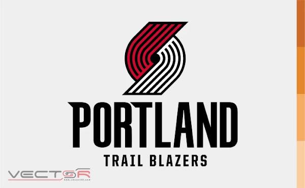 Portland Trail Blazers Logo - Download Vector File AI (Adobe Illustrator)