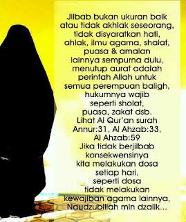 Hijab Syari sesusai syariat