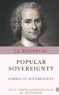 लोकप्रिय संप्रभुता popular sovereignty lokpriya samparbhuta j.j.rousseau