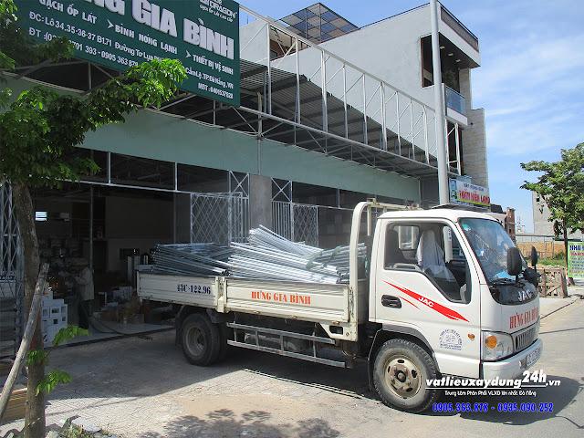 Giàn giáo xây dựng tại Đà Nẵng