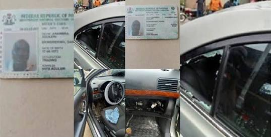 Thief Dies After Breaking His Skull While Escaping In Lagos