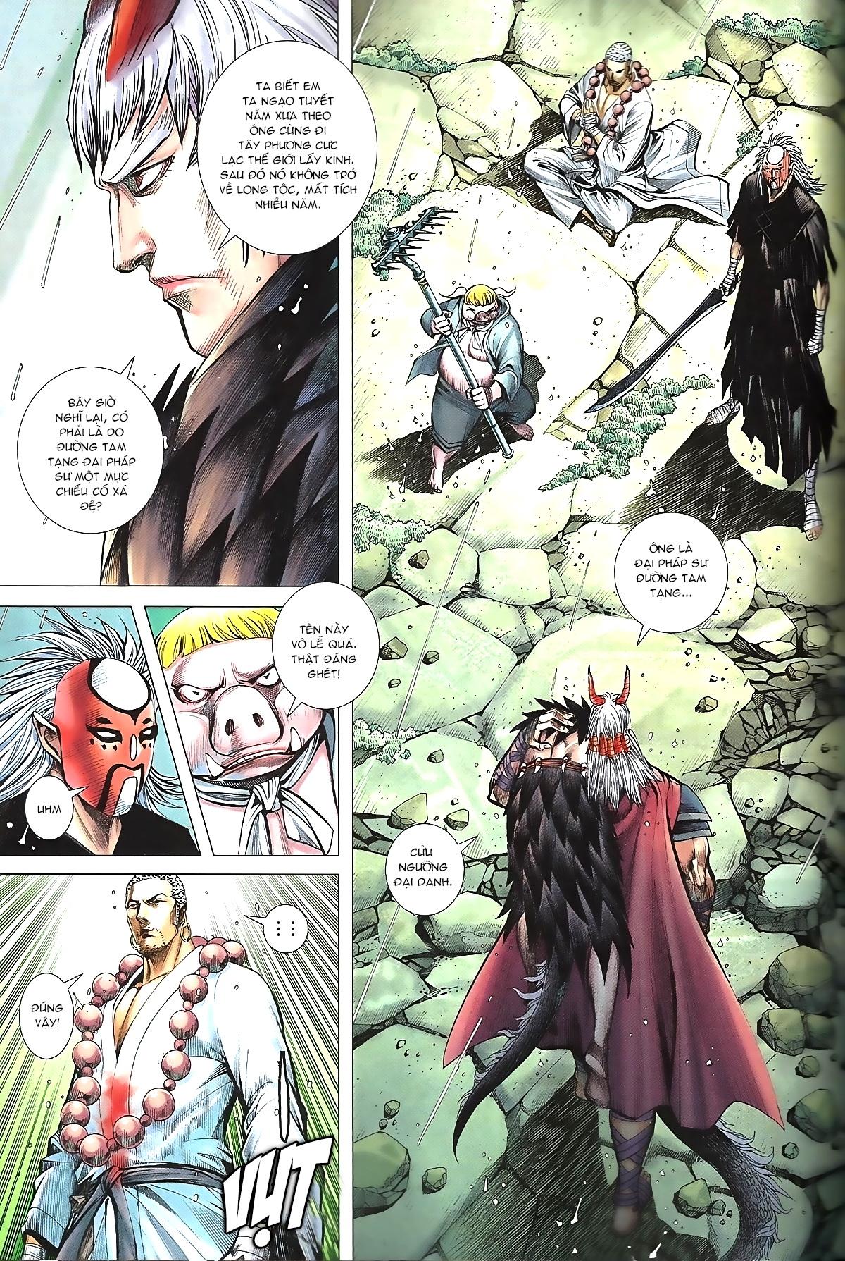 Tây Du chapter 35: hầu vương sống lại trang 7