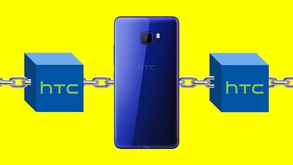 شركة HTC تعلن عن اول هاتف يعمل بتقنية البلوكشين في العالم