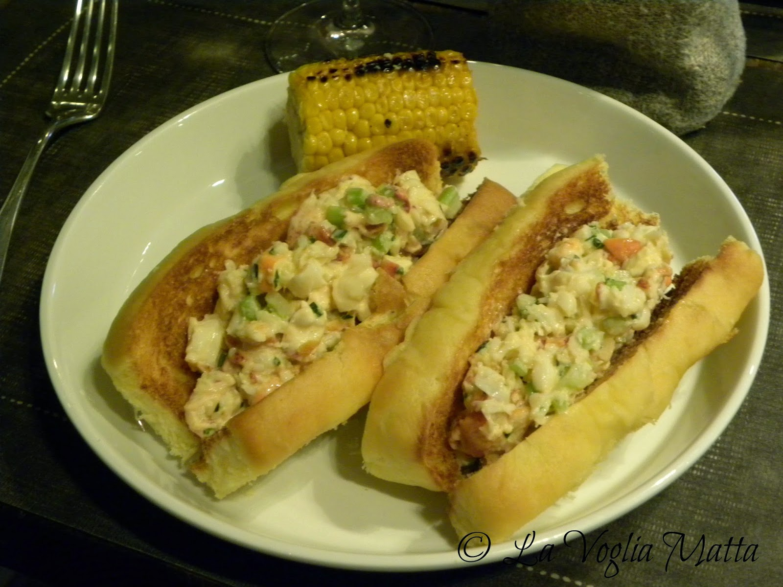 Orsone lobster rolls