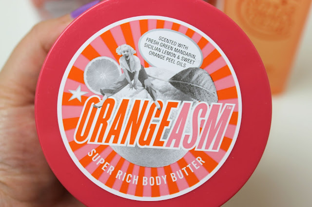 A picture of Soap & Glory Orangeasm Super Rich Body Butter