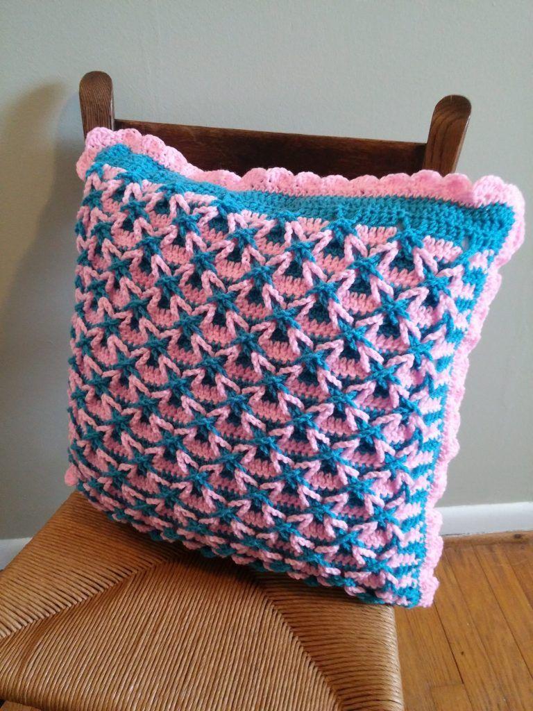 Stitch Of Crochet Polish Star Yarn Crochet