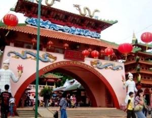 Berwisata Ke China Town Di Kota Wisata Cibubur Travelklik