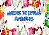 APOSTILA EM PDF MOLDES DE LETRAS E NÚMEROS LINDOS PARA BAIXAR GRÁTIS!!!